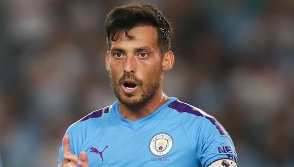 David Silva jugará en la Real Sociedad por los próximos dos años.