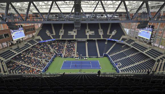 El estadio Louis Armstrong del US Open. (Foto: AP)