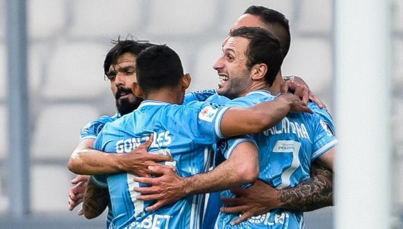 Sporting Cristal culminó con 56 puntos en la Tabla del Acumulada 2020. (Foto: @LigaFutProf)
