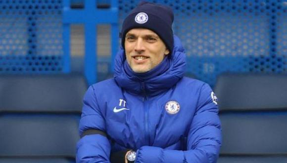 Thomas Tuchel disputará la final de la Champions League con el Chelsea ante Manchester City. (Foto: Getty Images)