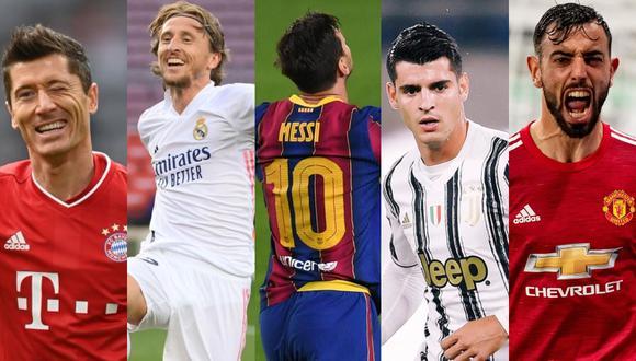 Juventus vs. Barcelona y los duelos más pagadores de la segunda jornada de Champions