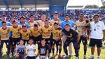 Copa Perú | Jugadores de El Dorado. (Foto: Facebook)