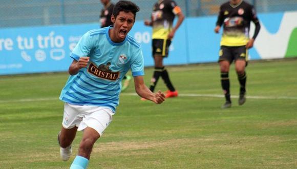 Sporting Cristal | Brandon Palacios. (Foto: GEC / Agencias)