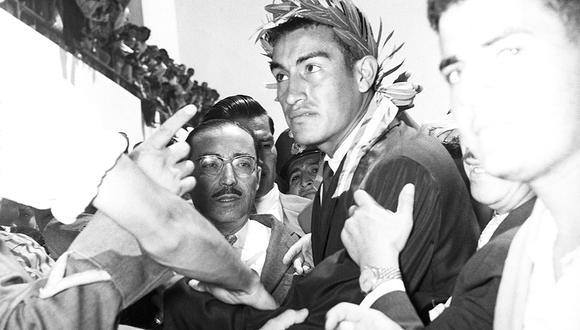 Alejandro Olmedo murió: extenista peruano falleció a los 84 años, confirmó su hermano | NCZD | FULL-DEPORTES | DEPOR