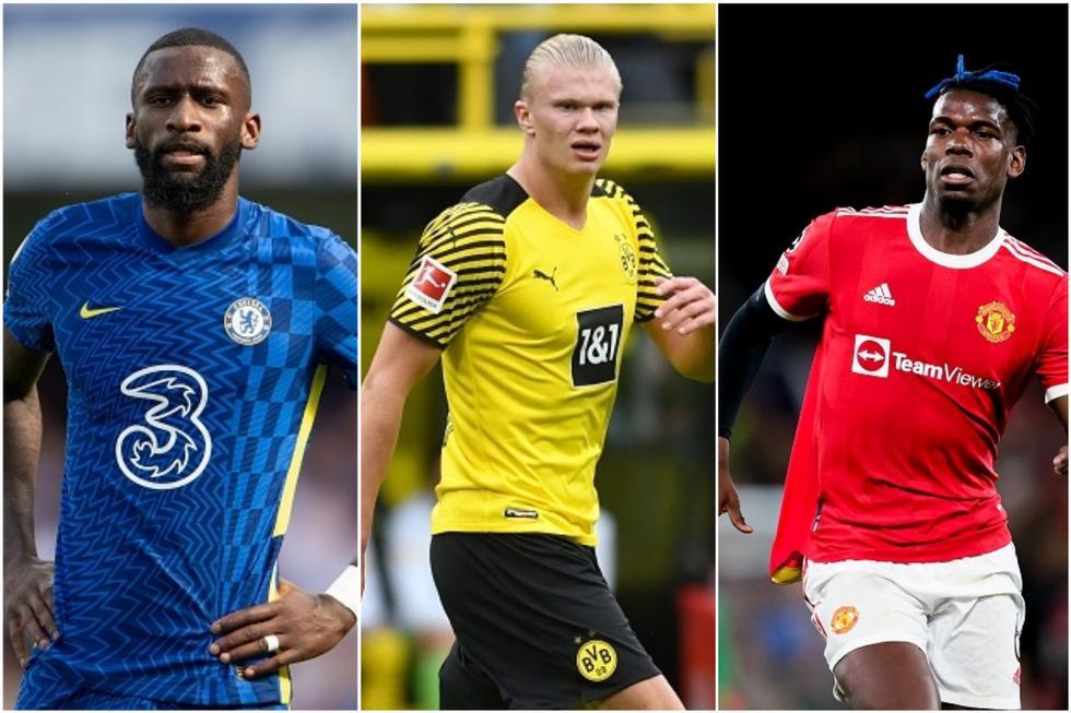 Newcastle y el XI ideal de los cracks que podría fichar como el club más rico del fútbol.