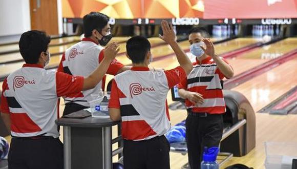 Equipo peruano ganó siete medallas en Campeonato Iberoamericano de Bowling. (Difusión)