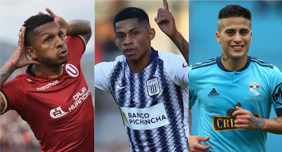 Universitario de Deportes, Alianza Lima y Sporting Cristal definen el título del Torneo Clausura. (GEC)