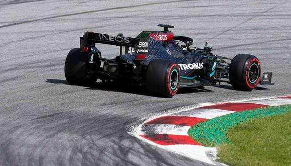 Ningún positivo en los test de coronavirus hechos antes del GP de Austria. (Foto: AFP)