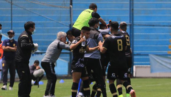 Cusco FC derrotó 3-2 a Cantolao, por la fecha 13 (Foto: Liga 1)