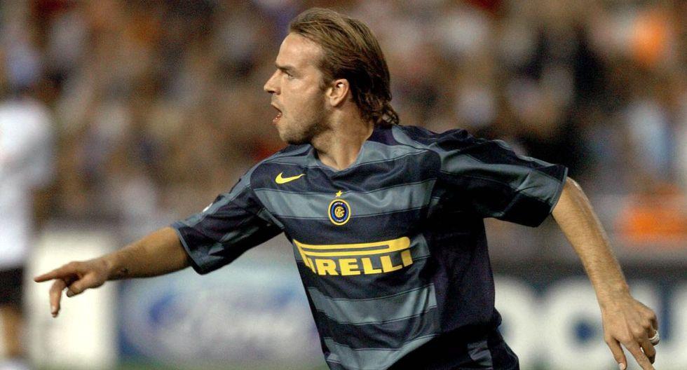 Andy van der Meyde: fue adicto al alcohol y drogas. Pasó por Inter de Milán. (Foto: Getty Images)