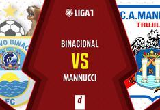 Binacional vs. Carlos A. Mannucci: chocan este sábado por la Liga 1 en el Callao