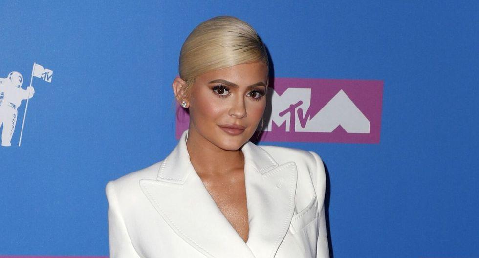 Kylie Jenner suele causar revuelo en las redes cada vez que comparte una foto o video.  (Efe)