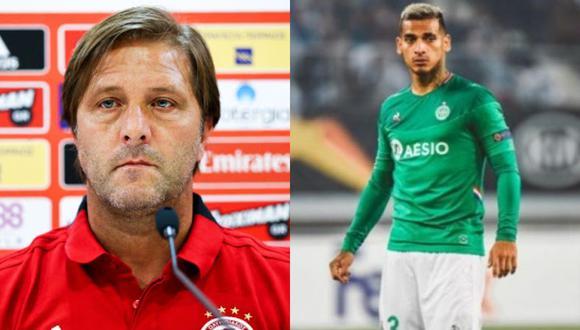 Pedro Martins dio el visto bueno para que Miguel Trauco llegue al Olympiacos.