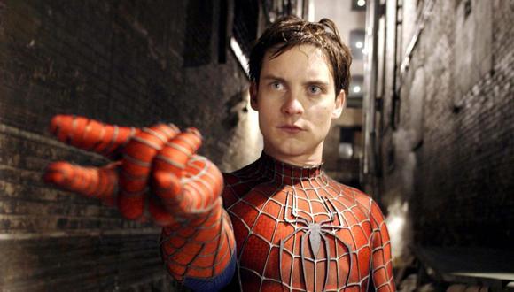 Spider-Man 3: ¿Tobey Maguire ya en pruebas de vestuario?. (Foto: Sony Pictures)