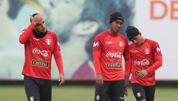 Renato Tapia y Luis Abram está habilitados para jugar la fecha triple. (Foto: GEC)