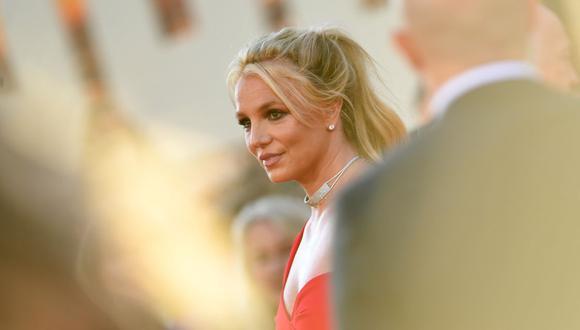 Britney Spears lucha por su libertad. (Foto: Valerie Macon / AFP)