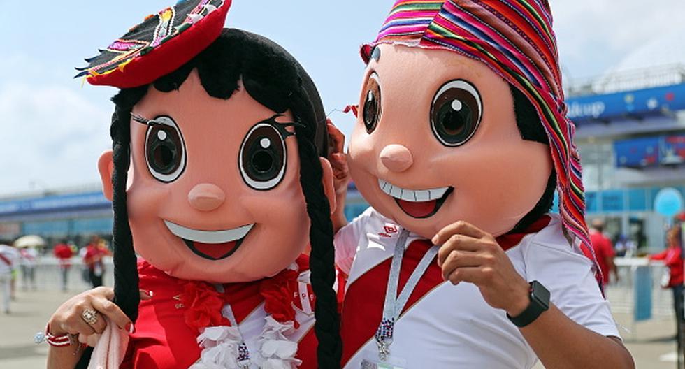 La Selección Peruana cuenta con el incondicional apoyo de sus hinchas en su despedida del Mundial Rusia 2018. (Getty)