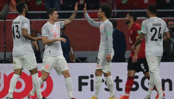 Bayern venció al Al-Ahly 2-0 y clasificó a la final del Mundial de Clubes. (Foto: Bayern Munich)