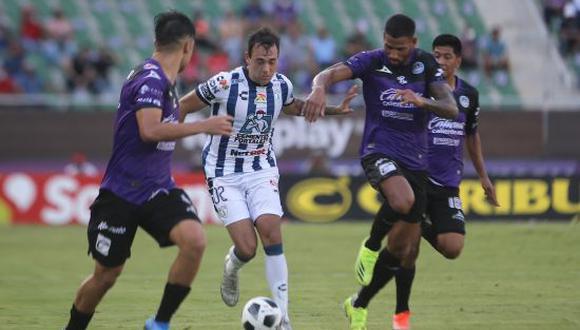 Mazatlán venció 2-1 a Pachuca en la fecha 2 del Apertura 2021 de la Liga MX. (Foto: Twitter)