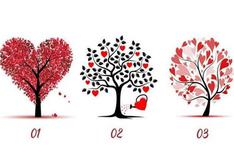 Elige uno de estos árboles para conocer quién eres en el amor en este test psicológico