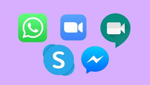 ¿Cuánto dura una videollamada gratuita en Zoom, Skype, WhatsApp, Messenger Room, Google Meet? Aquí te lo contamos. (Foto: Creative commons)