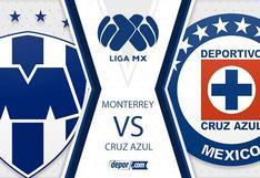 EN VIVO Monterrey vs Cruz Azul vía: FOX Sports: chocan por la fecha 16 del Guard1anes 2020