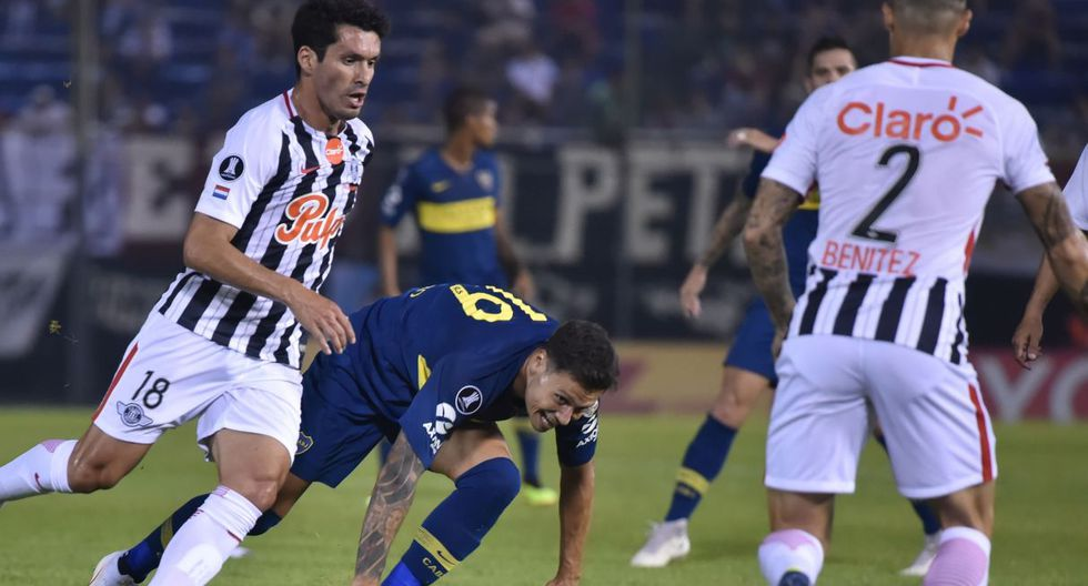 Boca Juniors vs. Libertad EN VIVO y EN DIRECTO hoy por Copa Libertadores 2018.