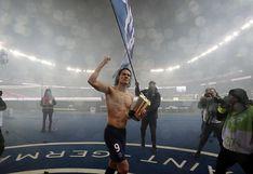 Pasa del Atlético: Edinson Cavani cada vez más cerca de convertirse en nuevo jugador del Inter de Milán