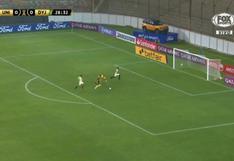 ¡Otra vez Carvallo! Universitario se salvó del 1-0 ante Defensa y Justicia por Copa Libertadores [VIDEO]