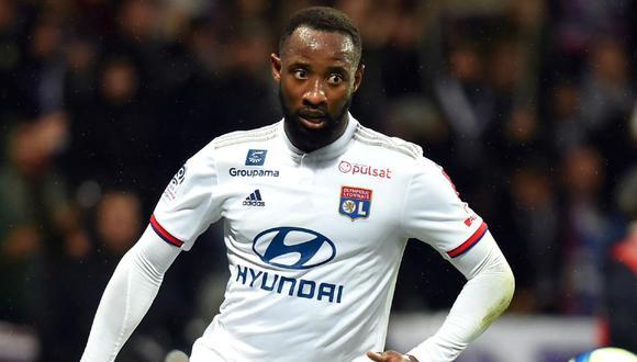 Dembélé llegó al Lyon procedente del Celtic. (Getty)