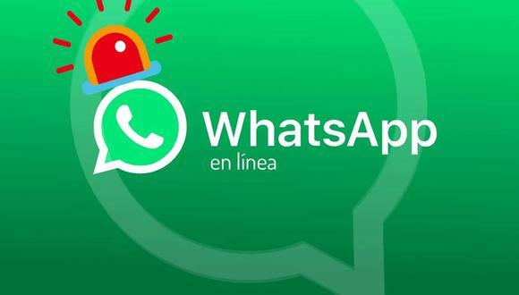 ¿Quieres saber cómo evitar que te vean en línea en WhatsApp? Usa este truco. (Foto: WhatsApp)