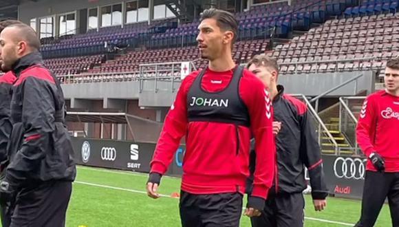 Rhyner se sumó a los trabajos de FC Emmen. (Foto: FCE)