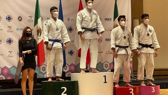 Selección peruana de judo logró cinco medallas en el Panamericano Junior en México. (Difusión)