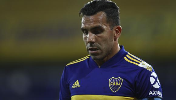 Carlos Tevez no jugará ante Newell's tras ser liberado por Miguel Ángel Russo. (Foto: AFP)