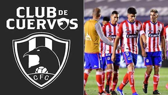 El dueño del nombre 'Club de Cuervos', Carlos Alazraki, confirmó la compra del Atlético San Luis de la Liga MX. (Foto: Twitter)