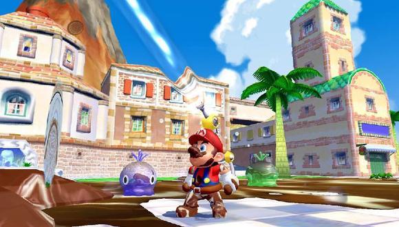 ¡Fallo de Nintendo! Descubren este detalle en Super Mario Sunshine