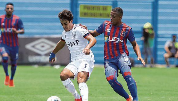 San Martín arrancará los entrenamientos pensando en la Liga 1. (GEC)
