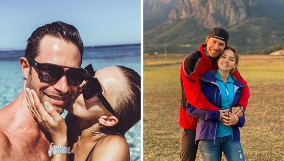 Sebastián Rulli y Angelique Boyer tienen una relación de varios años y suelen enviarse mensajes de amor por redes sociales. (Foto: Instagram / @sebastianrulli / @angeliqueboyer).