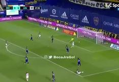 El primero fue para el 'Granate': Orsini adelanta a Lanús vs. Boca Juniors [VIDEO]