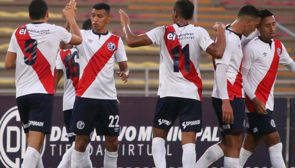 Deportivo Municipal y San Martín chocan por la fecha 7 del Torneo Apertura 2020.