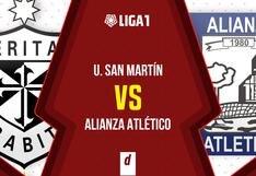 San Martín vs. Alianza Atlético EN VIVO por GOLPERU: juegan partido clave por el descenso de la Liga 1