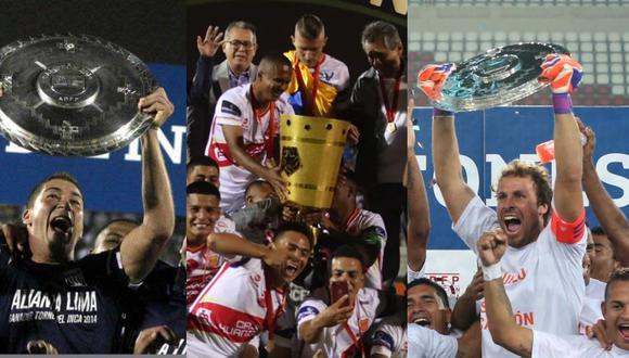 Alianza Lima, Atlético Grau y César Vallejo han logrado campeonar en torneos intermedios. (Foto: GEC)