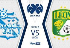Puebla vs. León EN VIVO vía TUDN y Azteca 7: ver transmisión en directo por la Liga MX