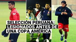 Selección Peruana: como Renato Tapia, conoce qué futbolistas se lesionaron previo a una Copa América