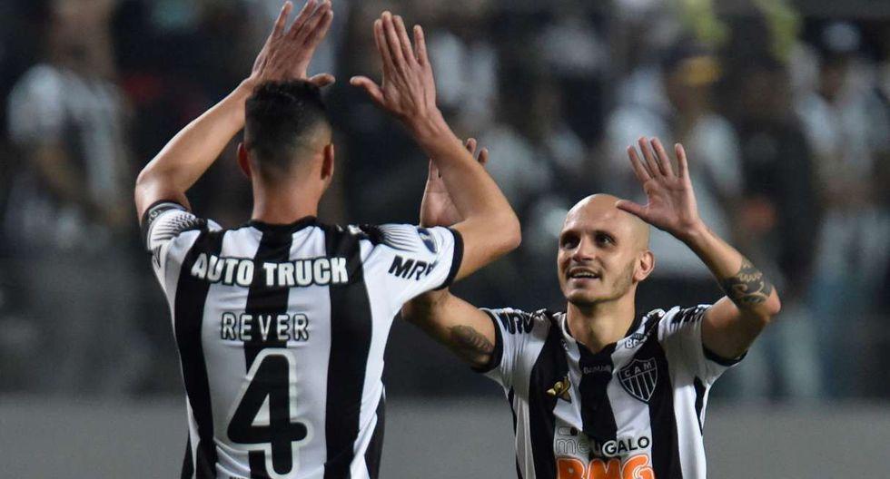 La Equidad vs. Atlético Mineiro se miden por la Copa Sudamericana 2019. (Foto: AFP)