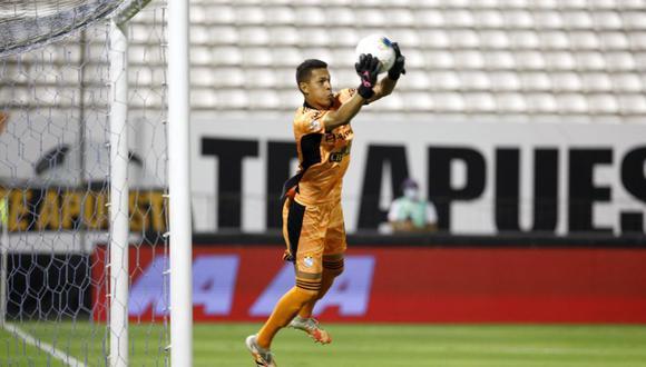 Solís no irá a Uruguay para el Sporting Cristal vs. Rentistas (Foto: Liga 1)