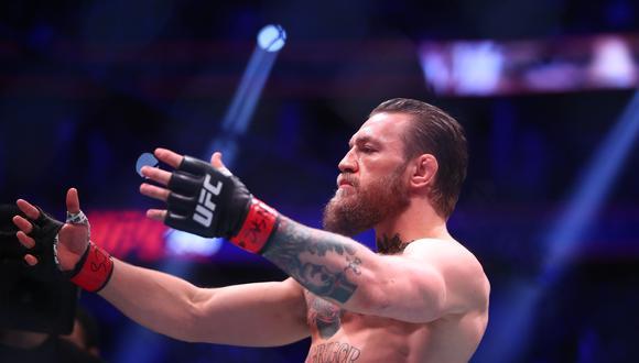 """Conor McGregor espera el regreso de Khabib: """"El mundo sabe que esta pelea no ha terminado"""". (Foto: Agencias)"""