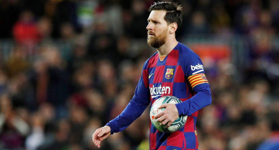 Barcelona volvió a entrenar sin Messi. (Foto: Agencias)