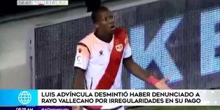 Luis Advíncula desestima denuncias contra Rayo Vallecano