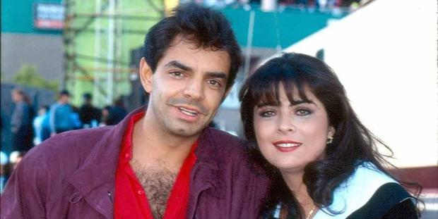 Eugenio Derbez and Victoria Ruffo were considered the perfect couple, until love ended and turned into hate (Photo: Televisa)